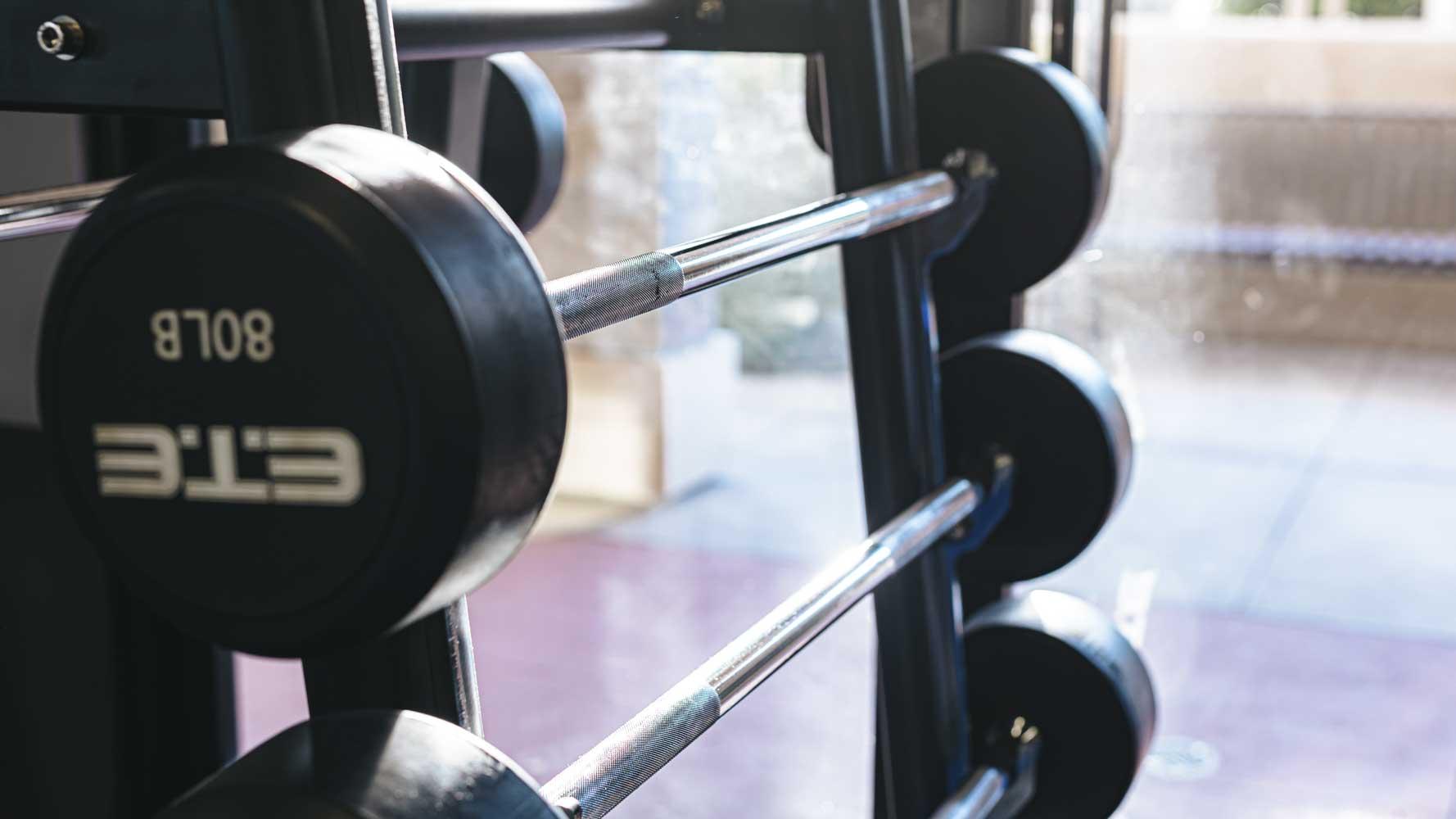 Full-fledged Gym!